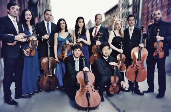 Manhattan Chamber Players - Photo Credit: Sophie Zhai