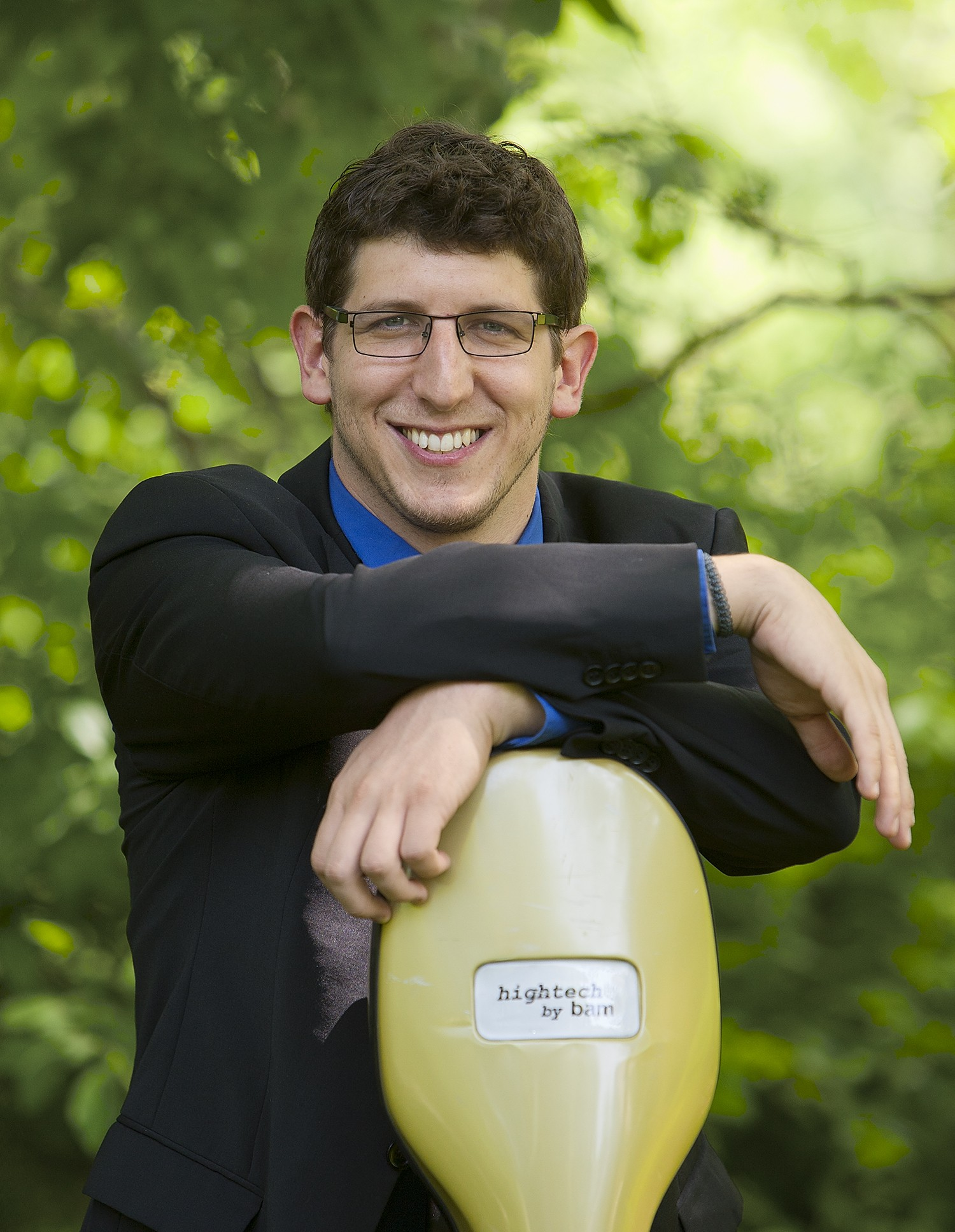 Oded Hadar, Cellist - Photo Credit: Richard Carr