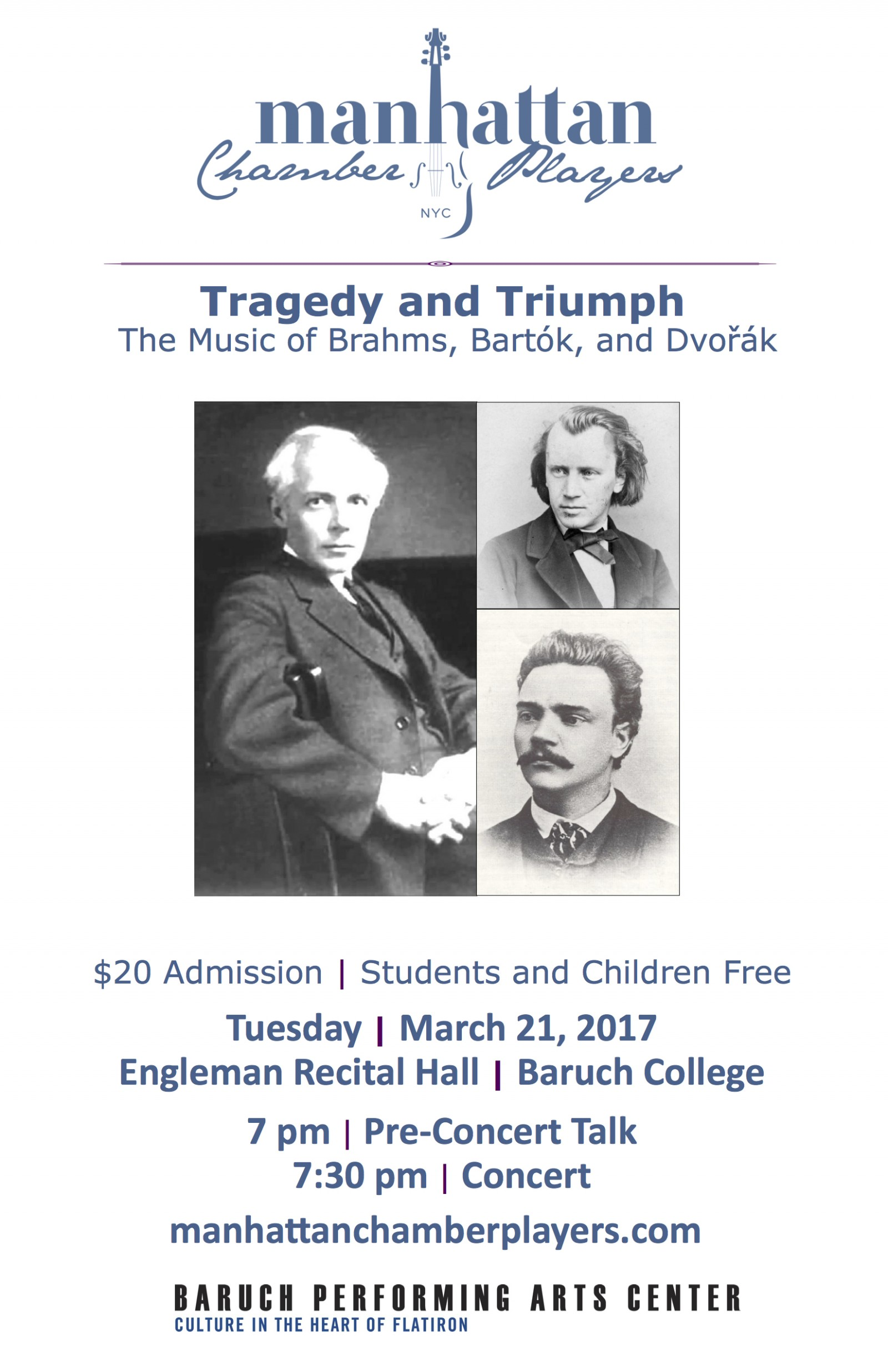 Tragedy and Triumph Poster